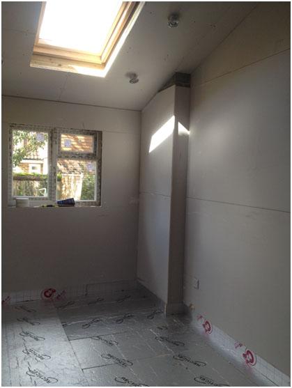 Plastering & Extensions
